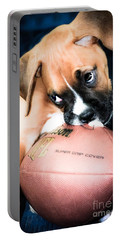 Boxer Puppy Cuteness Portable Battery Charger