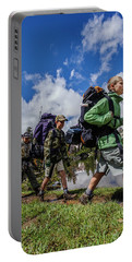 Boys Hike Past Spider Lakeon A Six Day Portable Battery Charger