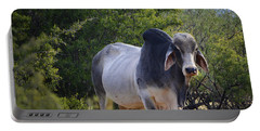 Brahma Cow Portable Battery Charger