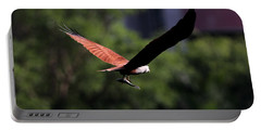 Brahminy Kite With Catch  Portable Battery Charger