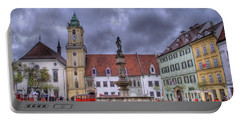 Bratislava Old Town Hall Portable Battery Charger