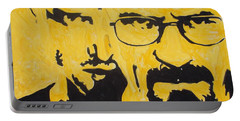 Breaking Bad Yellow Portable Battery Charger