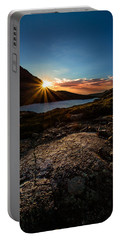 Breathless Sunrise II Portable Battery Charger