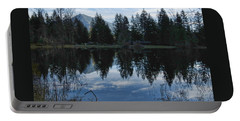 Brewster Lake North Bend Wa Portable Battery Charger