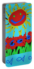 Brians Art Portable Battery Charger