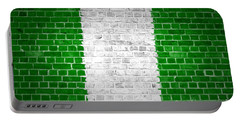 Brick Wall Nigeria Portable Battery Charger