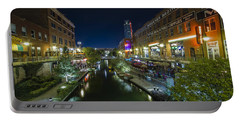 Bricktown Canal Portable Battery Charger