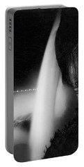 Bridal Veil At Niagara Falls Portable Battery Charger