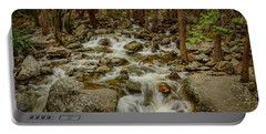 Bridalveil Creek In Yosemite Portable Battery Charger