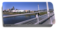 Bridge Across A River, Bob Kerrey Portable Battery Charger