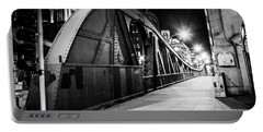 Bridge Arches Portable Battery Charger by Melinda Ledsome