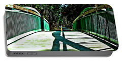 Bridge Of Shadows Portable Battery Charger