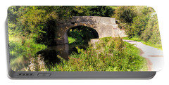 Bridge Over Still Waters Portable Battery Charger