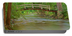 Bridge Over Valley Creek Portable Battery Charger