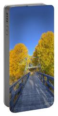 Bridge To Autumn Portable Battery Charger