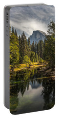 Bridge View Half Dome Portable Battery Charger