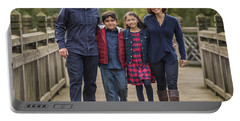 Bridge Walk - Group Hug Portable Battery Charger