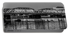 Trenton Makes Bridge Portable Battery Charger