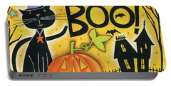 Bright Halloween II Portable Battery Charger