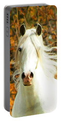 Portable Battery Charger featuring the photograph Bright Spirit by Melinda Hughes-Berland