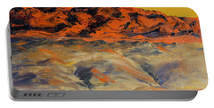 Brilliant Montana Mountains And Foothills Portable Battery Charger