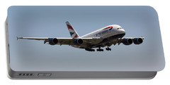 British Airways A380 Portable Battery Charger