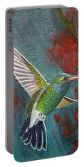 Broad-billed Hummingbird Portable Battery Charger