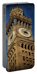 Bromo Seltzer Tower No 3 Portable Battery Charger
