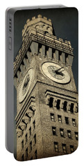 Bromo Seltzer Tower No 7 Portable Battery Charger