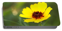 Brown Eyed Susan Portable Battery Charger