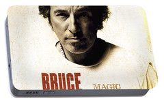 Portable Battery Charger featuring the photograph Bruce by Bruce
