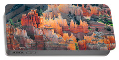 Bryce Canyon At Sunrise Portable Battery Charger