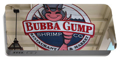 Bubba Gump Shrimp Co. Portable Battery Charger