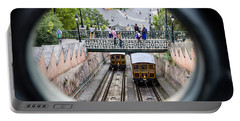 Budapest Castle Hill Funicular Portable Battery Charger
