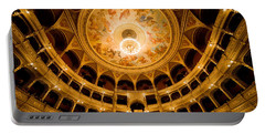 Budapest Opera House Auditorium Portable Battery Charger