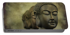 Buddha Bronze Portable Battery Charger