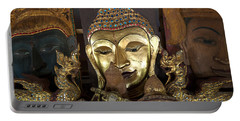 Buddha Head Handicrafts Portable Battery Charger