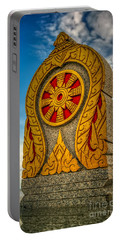 Buddhist Icon Portable Battery Charger