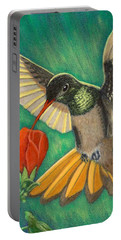 Buff-bellied Hummingbird Portable Battery Charger