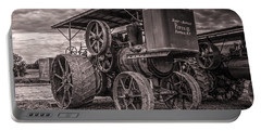 Buffalo Pitts Steam Traction Engine Portable Battery Charger
