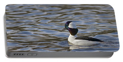 Bufflehead Duck Portable Battery Charger