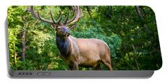Bull Elk Portable Battery Charger