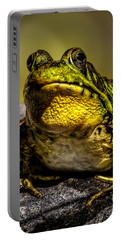 Bullfrog Watching Portable Battery Charger