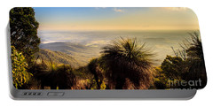 Bunya Mountains Landscape Portable Battery Charger