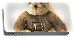 Burberry Bear Portable Battery Charger