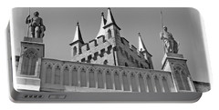 Portable Battery Charger featuring the photograph Burg Hohenzollern by Carsten Reisinger