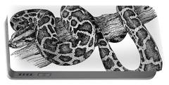 Burmese Python Portable Battery Charger