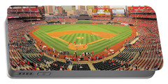 Busch Stadium Portable Battery Charger