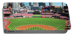 Busch Stadium Sep 29 2013 2 Portable Battery Charger