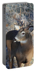 Busted Antlers Portable Battery Charger